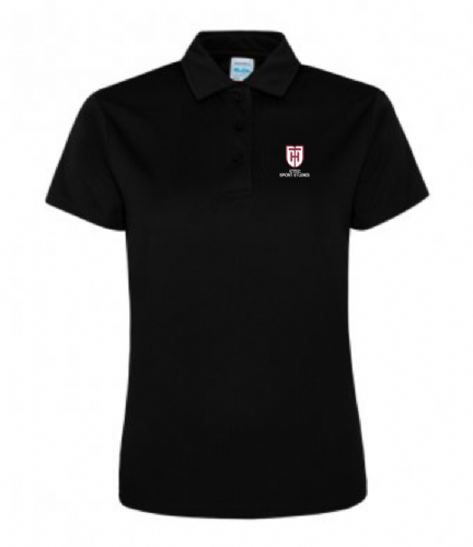 Haileybury Turnford CTEC Girlie Cool Fit Polo